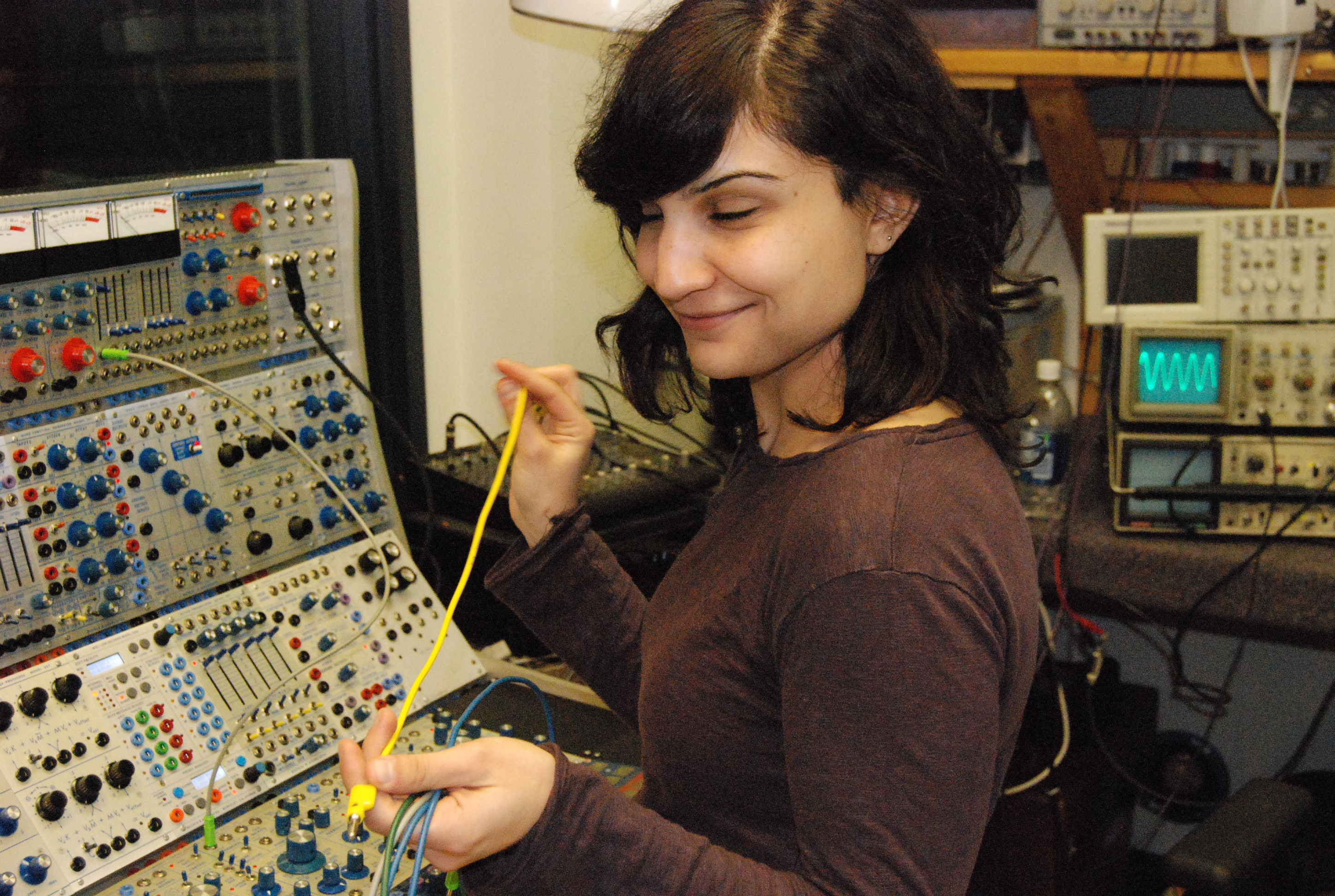 15 Questions Interview Sarah Davachi All About Space Electrical Wiring Thumb Overview